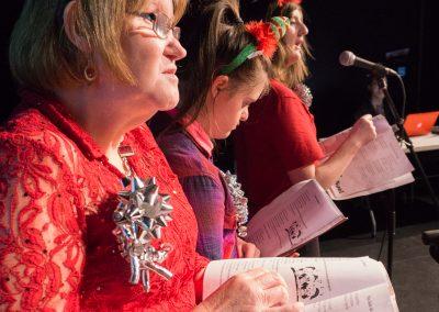 Spectacle Chorale de Noël 2017
