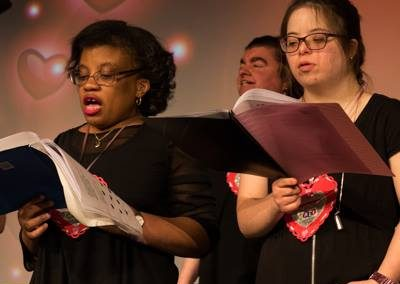 Spectacle Chorale 19 mai 2018